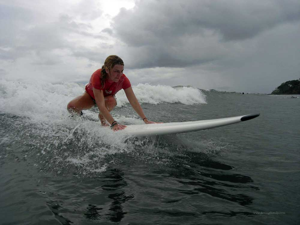 Surfingspot Santa Catalina (Panama)